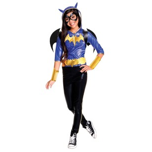 DC Comics Super Girls Batgirl Costume