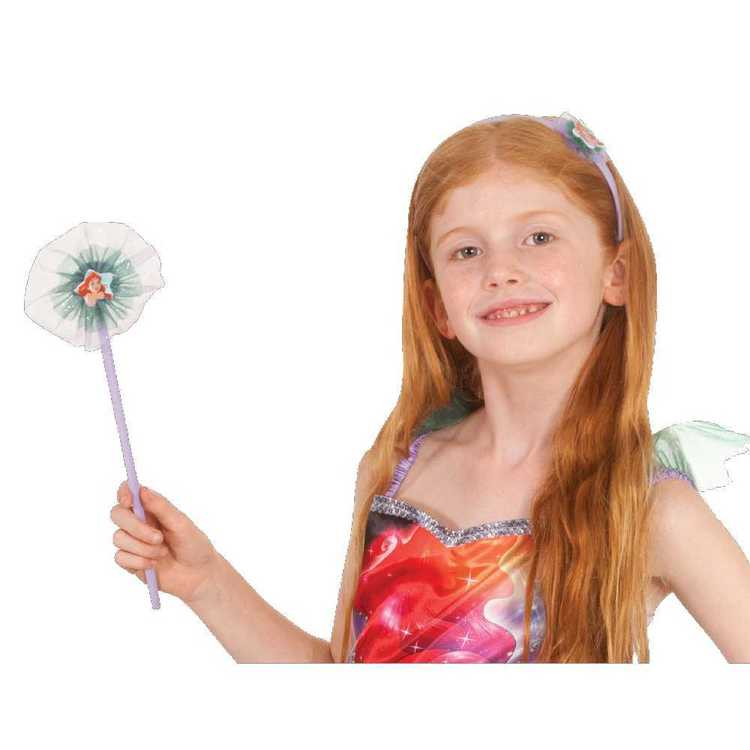 Disney Princess Ariel Headband Set Multicoloured One Size Fits Most
