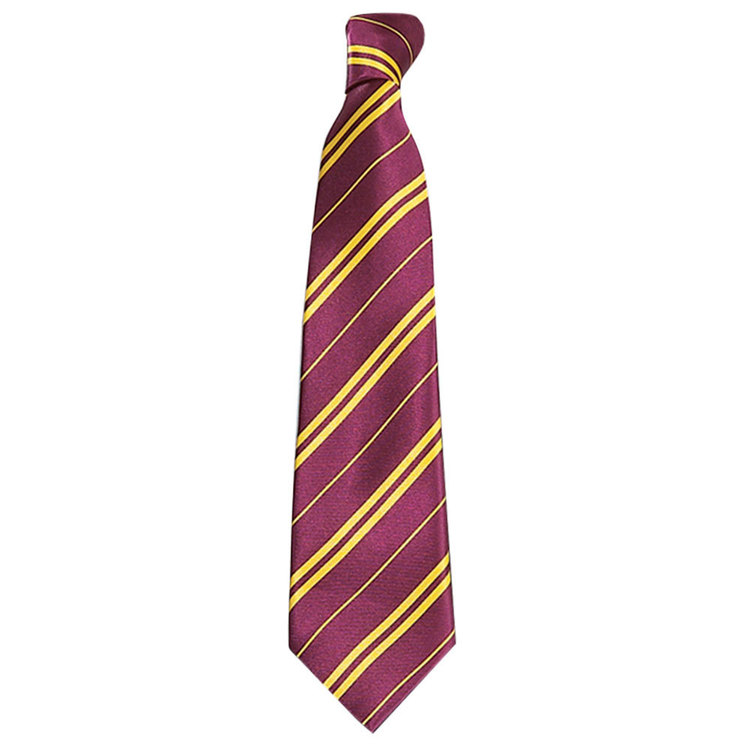 Harry Potter Gryffindor Tie Multicoloured One Size Fits Most