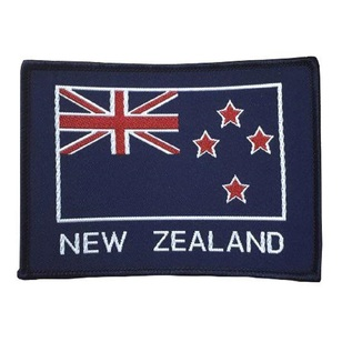 New Zealand Large NZ Flag Motif