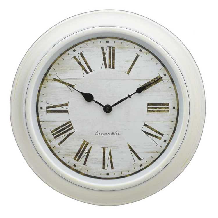 Cooper & Co French Provincial Clock