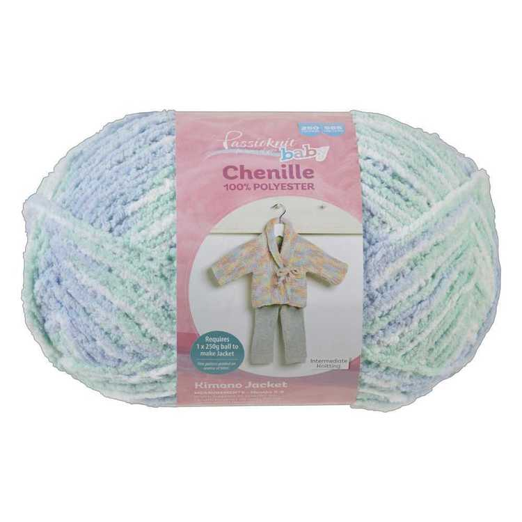 Passioknit Baby Chenille Yarn 250 g