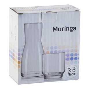 Nadir Moringa Tumbler & Decanter Set