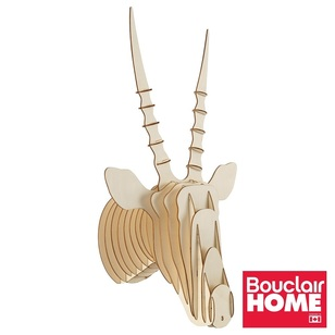 Bouclair Sweet Origami Ply Wood Animal Head