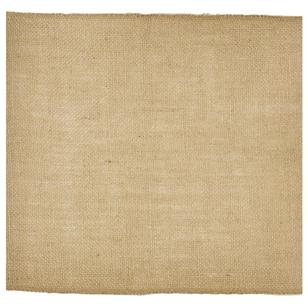 Shamrock Craft Naturals Burlap Table Runners Random Metallic Gold Fleck