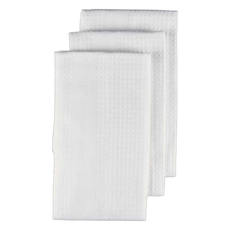WAM Waffle Cotton Tea Towel