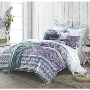 KOO Nadia Coverlet Set