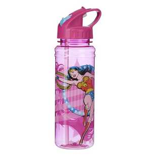 DC Comics Justice League Girls Soft Spout Bottle