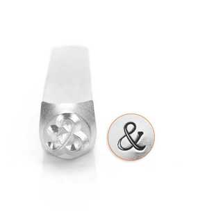 ImpressArt Fancy Ampersand Design Stamp