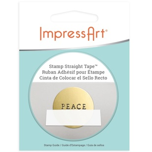 ImpressArt Stamp Straight Tape
