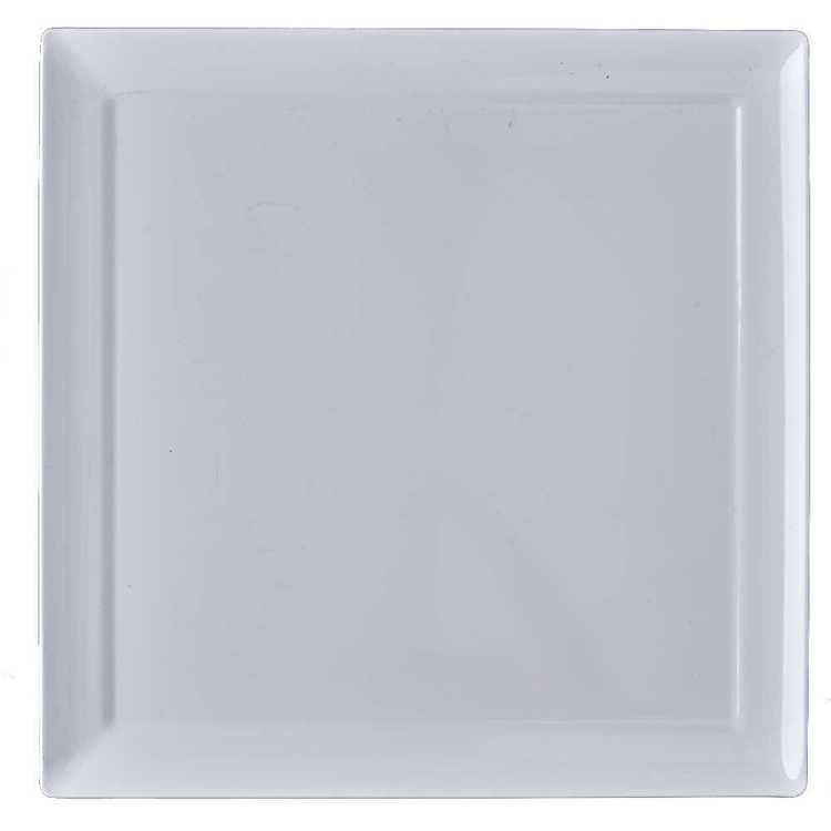 Superware Flat Square Platter