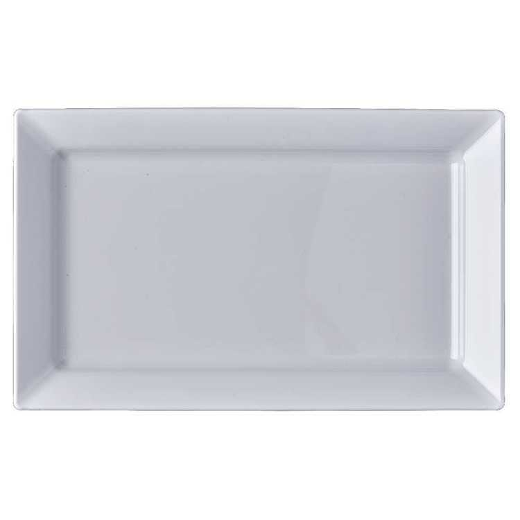 Superware Raised Rectangle Platter