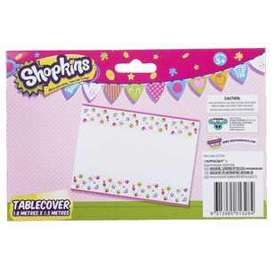 Shopkins Table Cover