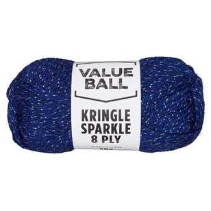 Value Ball Kringle Sparkle 8 Ply Yarn 50 g