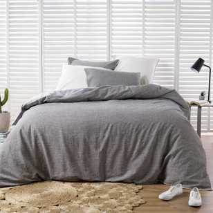 KOO Soho Linen Quilt Cover Set