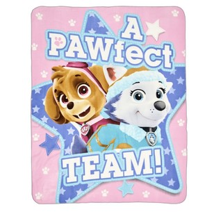 Paw Patrol Skye Throw