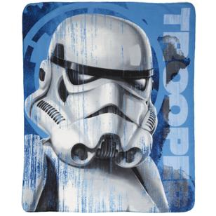 Star Wars Storm Trooper Throw