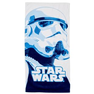 Star Wars Storm Trooper Bath Towel