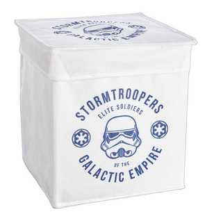 Star Wars Storm Trooper Storage Cube