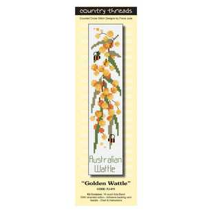 Country Threads Wattle Cross Stitch