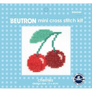 Beutron Cherry Cross Stitch Kit