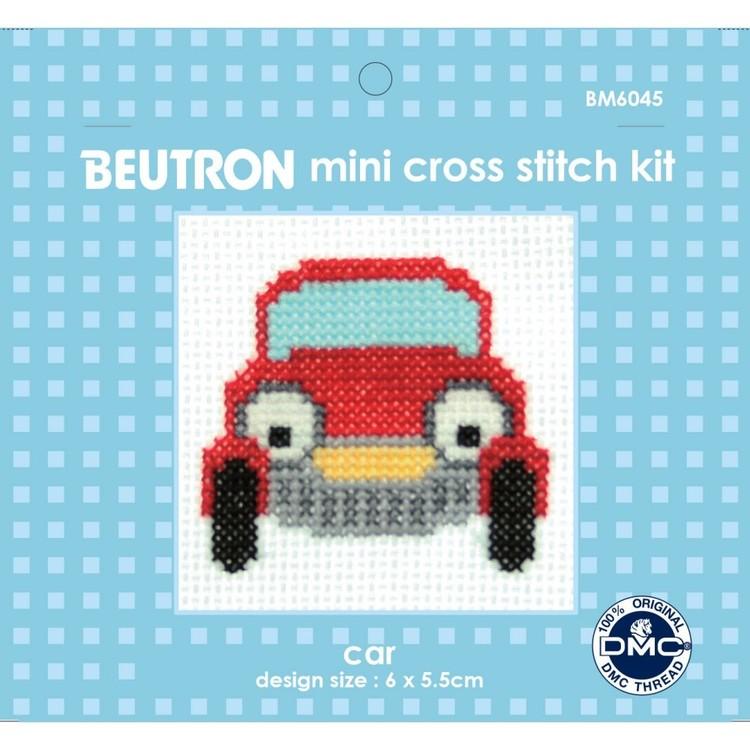 Beutron Car Cross Stitch Kit