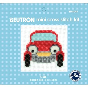 Beutron Car Cross Stitch Kit
