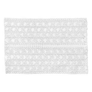 Living Space Lace Placemat