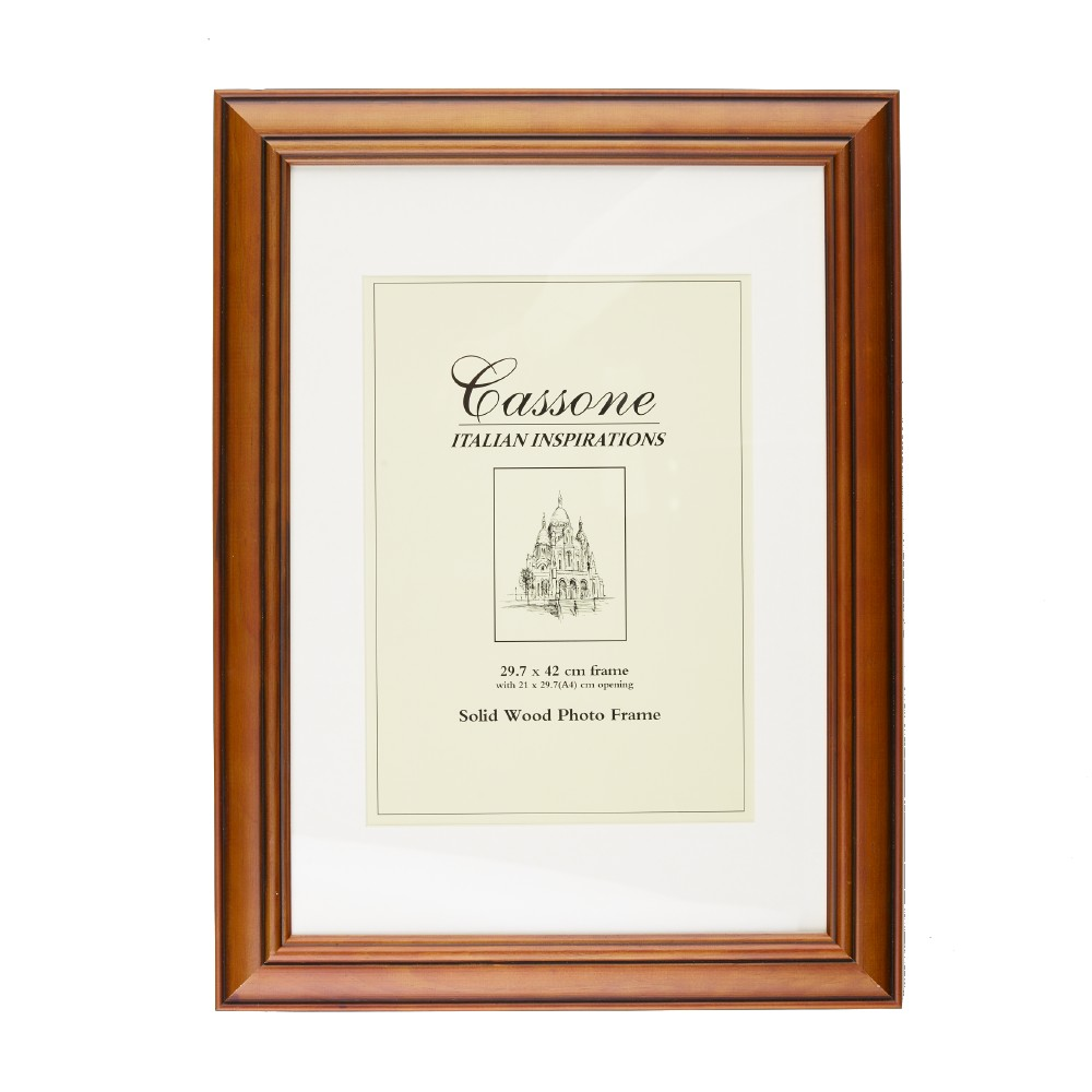 NEW Unigift Cassone Wooden Matted 13 x 18 cm Frame By Spotlight ...