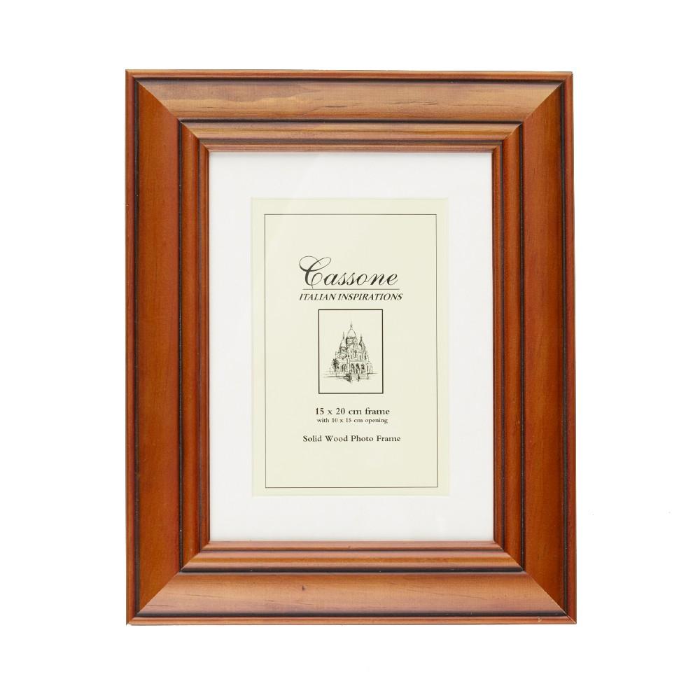 NEW Unigift Cassone Wooden Matted 15 x 20 cm Frame By Spotlight ...