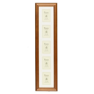 Unigift Cassone 5 Open Wooden Matted Frame
