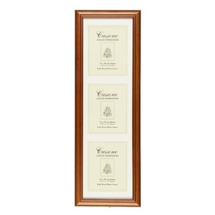 Unigift Cassone 3 Horizontal Open Wooden Matted Frame