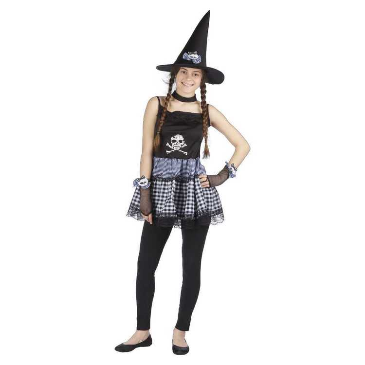 Sparty's Witch Girl Costume