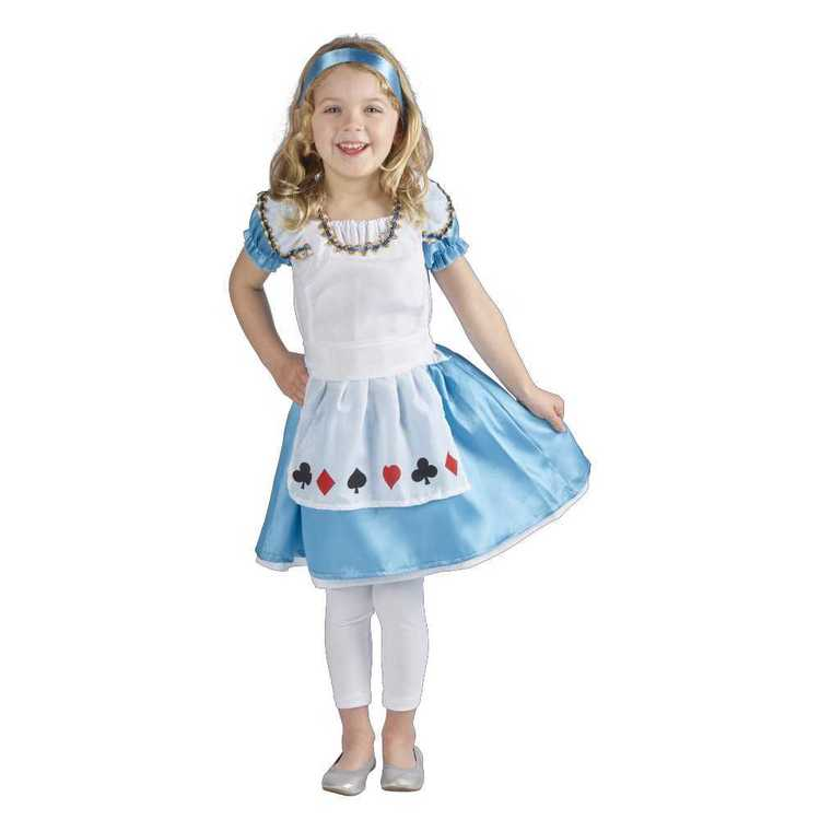 Sparty's Alice Girl Costume - Everyday Bargain