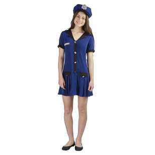 Police Girl Costume - Everyday Bargain