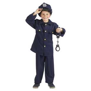 Police Boy Costume - Everyday Bargain