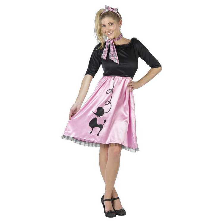 50s Swing Lady Dance Costume - Everyday Bargain