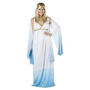 Greek Goddess Costume - Everyday Bargain