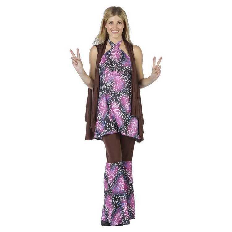 80s Disco Lady Costume