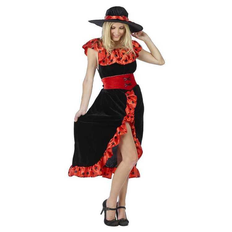 Salsa Lady Costume
