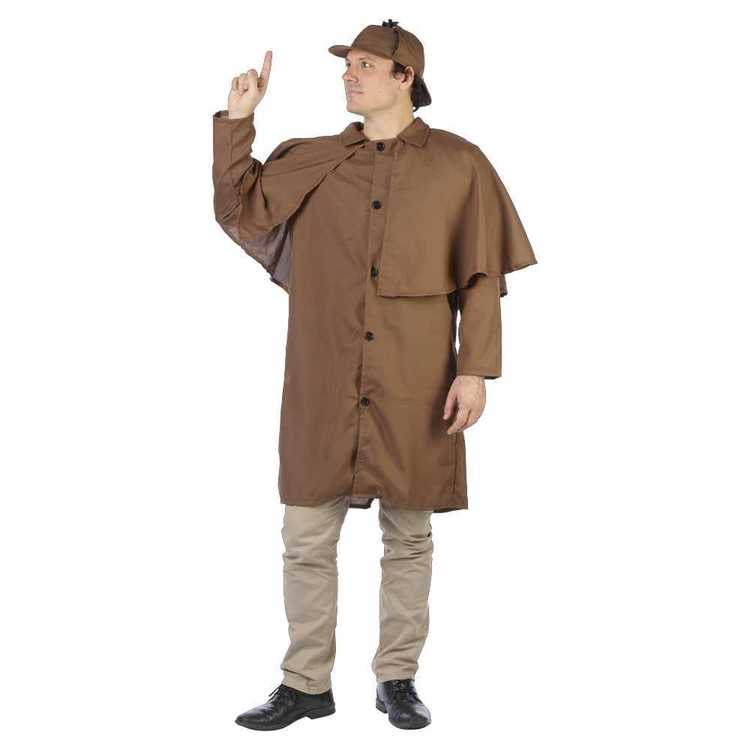 Detective Costume - Everyday Bargain