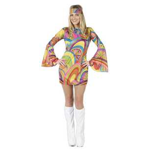Hippie Lady Costume