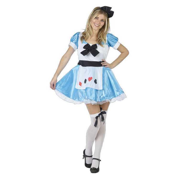 Alice Lady Costume
