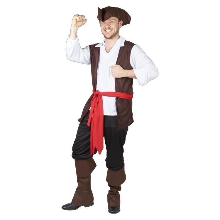 Pirate Costume - Everyday Bargain