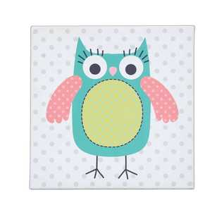Kids House Ollie Wall Canvas