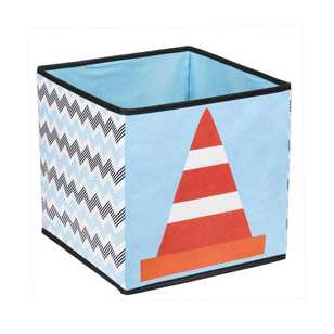 Kids House Road Trip Storage Box