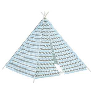 Kids House Road Trip Tee Pee