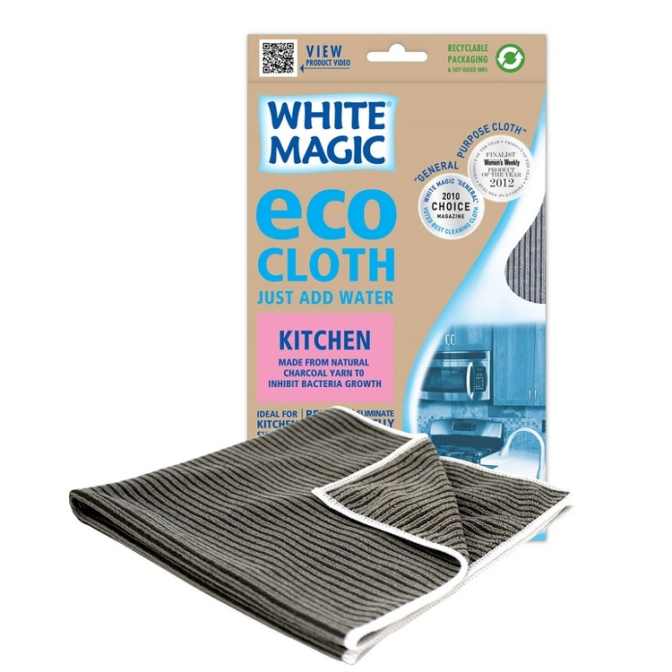 White Magic Kitchen Eco Cloth