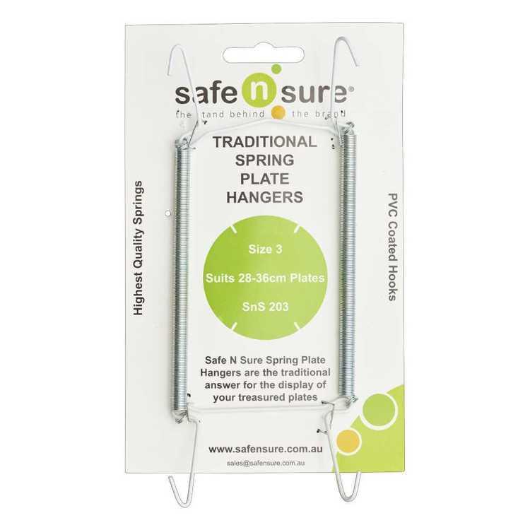 Safe N Sure Spring Hanger 28 - 35 cm Plate Stand