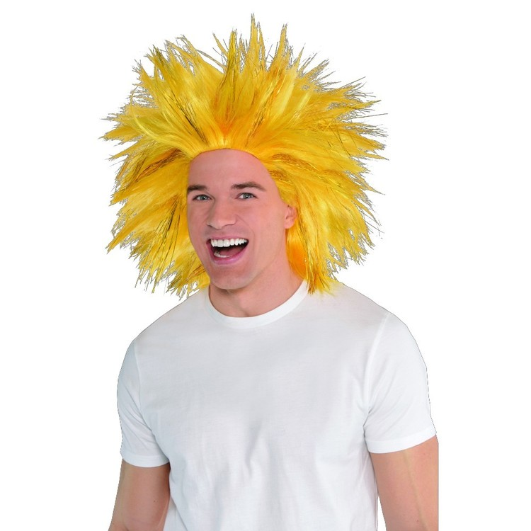 Supporter Crazy Wig